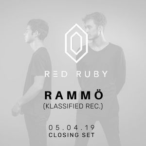 RAMMÖ - Red Ruby Bali / Closing Set / 05.04.19