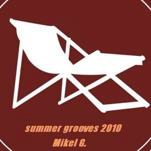 Ibiza summer grooves 2010 by Mikel G.