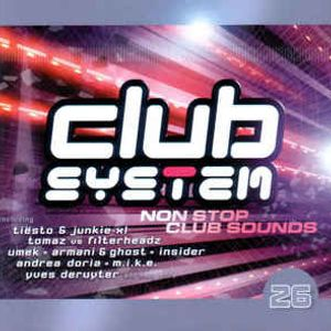 Club System Vol 26 - Mixed By Sven Lanvin.