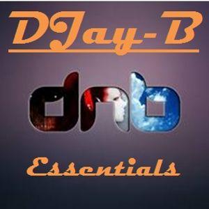 DJay-B Binge Radio DnB Essentials 01.08.12