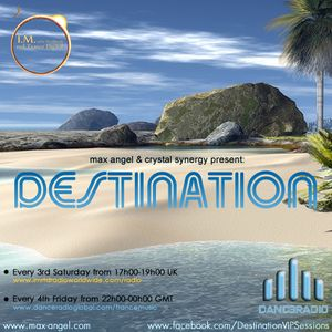 Max Angel & Crystal Synergy Present Destination 019