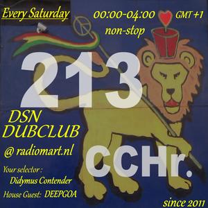 DSN DUBCLUB 213 cchr @ www.radiomart.nl (2015.06.13)