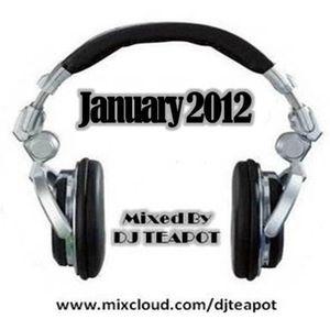 Various Artists - Non-Stop Mix January 2012 (Mixed By DJ Teapot)