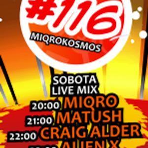 Miqrokosmos ☆ Part 116/4 ☆ ALIEN X ☆ 18.04.15