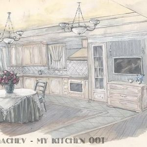 Pavel Pugachev - My Kitchen 001