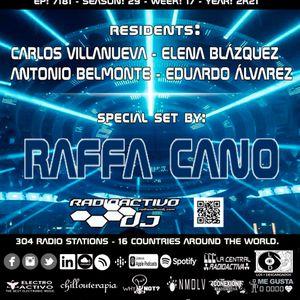 RADIOACTIVO DJ 17-2021 BY CARLOS VILLANUEVA