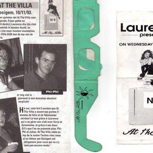 At The Villa Dj Phi Phi 10.04.1993
