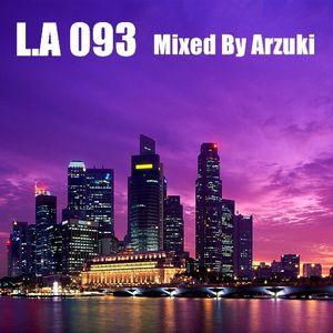 Arzuki - Look Ahead 093 Promo Mix (08.06.2013)