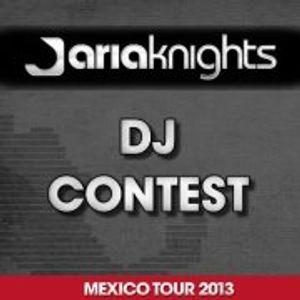 Manuelle Lagunes @ Aria Knights Mexico Dj Contest 01
