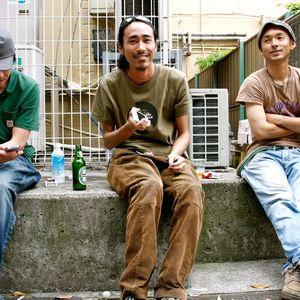 Kazu, Free Little Bird's sundayafternoon DJ set@Shell yokosuka 20.12.2009