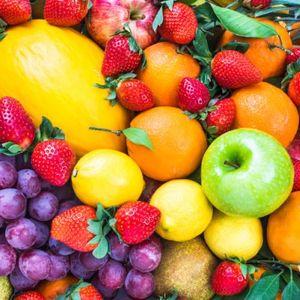 Fruit + Friends promo mix