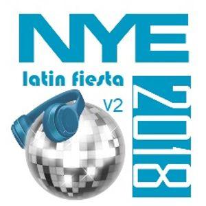 NYE Latin Fiesta Party Mix v2 by DeeJayJose
