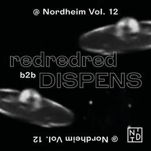 redredred b2b DISPENS @ Nordheim Vol. 12 / 27.12.2019