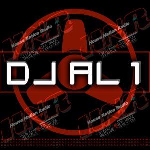 DJ AL1 House Nation Radio Show (02 septembre 2012)