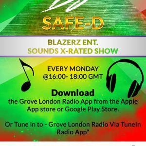 DJ Safe-D - on Groove London Radio - 05-09-16