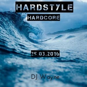 hardstyle-hardcore Mix 25.03.2016)