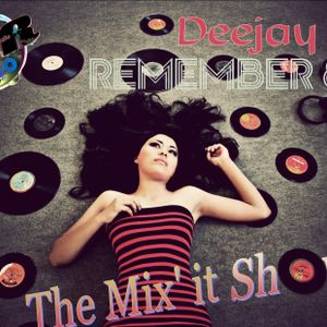 Mix it show 31 by Deejay T.II -  Remember 80's