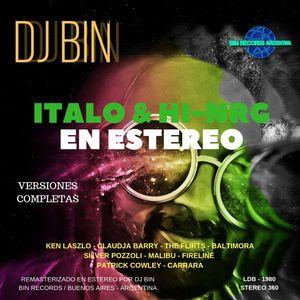 Dj Bin - Italo & Hi NRG en Estereo