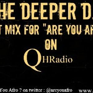 "Are You Afro? presents ""AFRO-NATION"" on QH Radio every Saturday ! www.QHradio.nl - Guest Mix For ""Ar"
