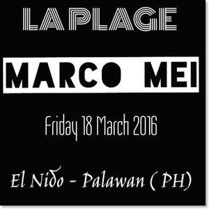 Marco Mei - La Plage - Palawan (PH) Friday 18 March 2016