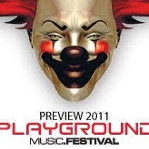 Vini Ferreira @ Preview Playground @ CDLM - POA @ 11-06-11