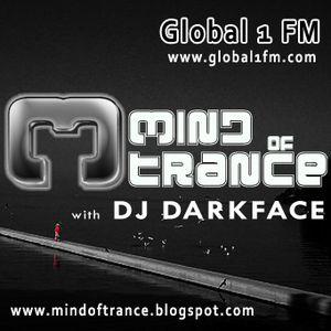 Global 1 FM #Trance Progressive Mix w/DJ Darkface