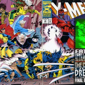 U75GMCP#32: X-Men: Fatal Attractions with Jim Radloff