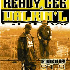 The Ready Cee & Walkin' L Show | March 11, 2000 | 91.9fm WHUT Radio New York City