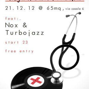 Nox+Turbojazz 65mq Milano december 2012
