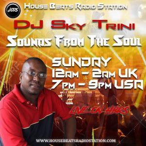 DJ Sky Trini Presents Sounds From The Soul Live On HBRS 14 - 04- 19