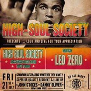 High-Soul Society Summer Mix 2017