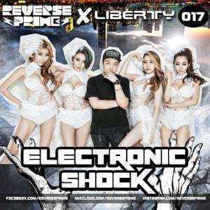Reverse Prime Electronic Shock #17 LIBERTY