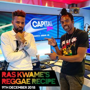 Reggae Recipe - 09/12/18 (Reggae / Dancehall / Bass / Bashment / Afrobeats)