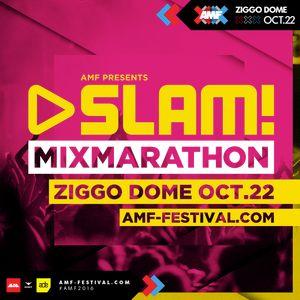 FeestDJRuud @ SLAM! MixMarathon (22-10-2016)