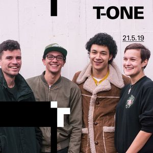 T-One - 25 May 2019