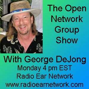 Don Caillouette Author of The Hurricane Book  on Open Network Group Show