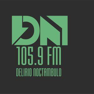 DELIRIO NOCTÁMBULO 18 NOVIEMBRE 2016