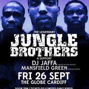 Jungle Brothers Promo Mix