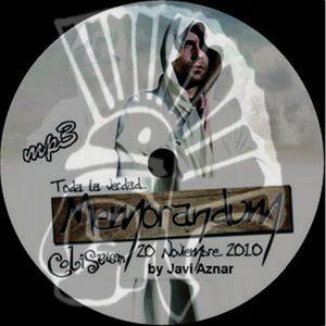 Coliseum Memorandum Toda la verdad  vol7  (20-11-10)