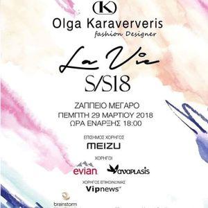 La Vie Collection at Athens fashion Week-Music by Nikos Kaloudis