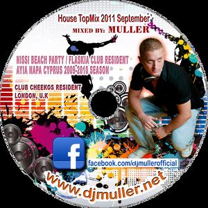 House TopMix 2011 September - mixed by Muller | www.djmuller.net
