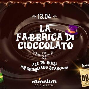 Discoteca MIO CLUB (Dolo,VE)  13.04.2017 - Massimiliano Stangoni Dj Set