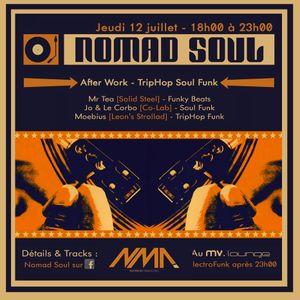 Nomad Soul sur Night Fever (Océane FM)