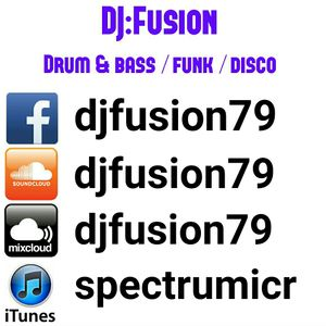 DJ:Fusion - Live Mix on Spectrum (14 December 2008)