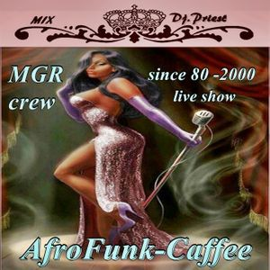 ,,Afro Funk Caffee""