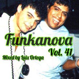 Funkanova Vol. 41  Mix By Luis Ortega