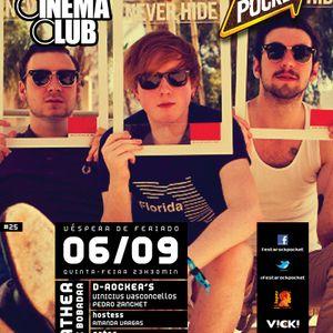 ROCKPOCKET#25 - Two Door Cinema Club - Vesp. Feriado 06.09 no CABARET!