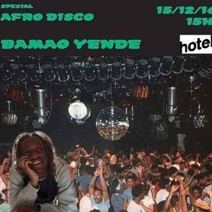 Bamao Yendé - 12/12/2016