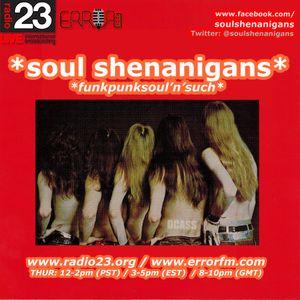 183 Soul Shenanigans