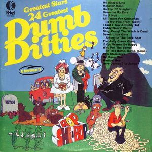 K-Tel Records presents Dumb Ditties